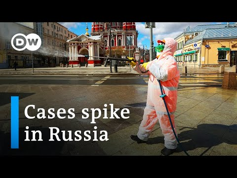 Coronavirus in Russia: How one person can make a difference | DW News