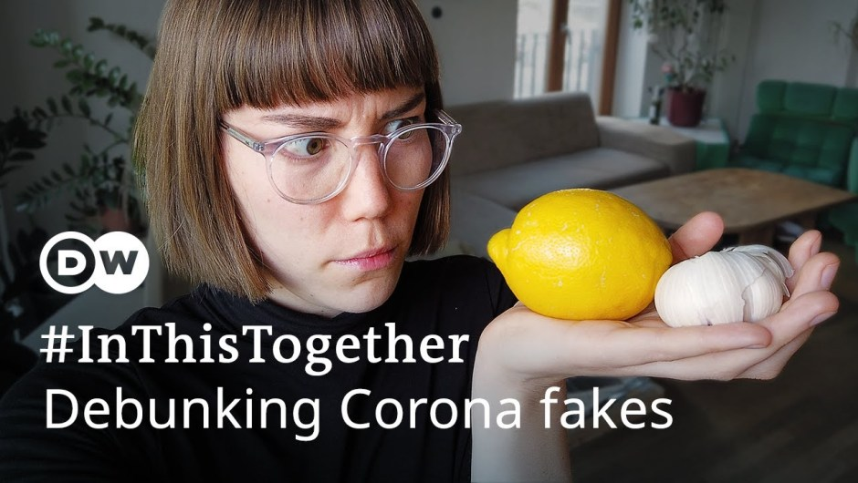 How to detect fake news on the coronavirus | #InThisTogether