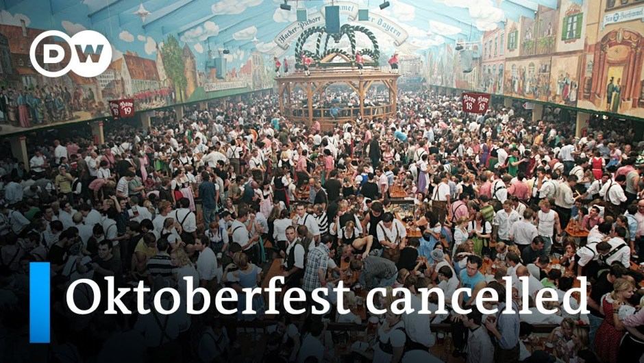 Germany's Munich Oktoberfest cancelled on account of Coronavirus | DW Information
