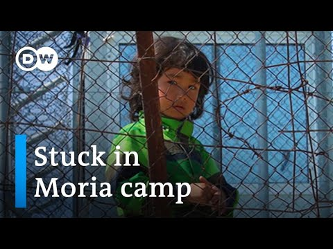 Coronavirus leaves refugee kids stranded in Greek camps | DW Information
