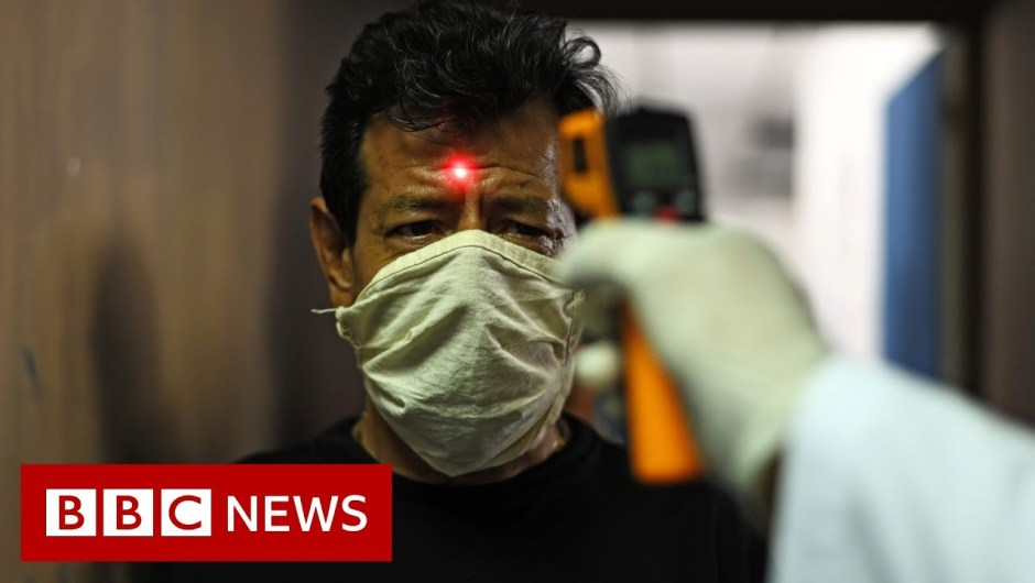 Coronavirus: Confirmed world circumstances move a million – BBC Information