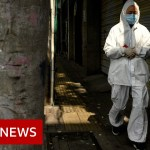 Coronavirus: China lockdown might have blocked 700,000 virus instances – BBC Information