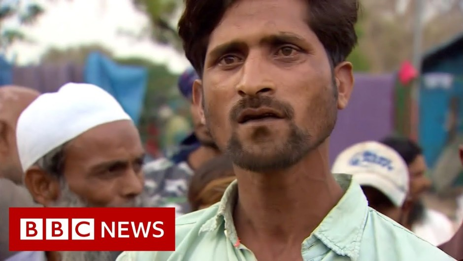 Locked down India struggles as employees flee cities – BBC Information