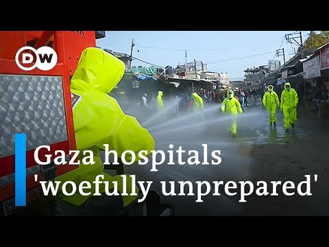 Coronavirus outbreak in crowded Gaza sparks 'deep fear' | DW Information
