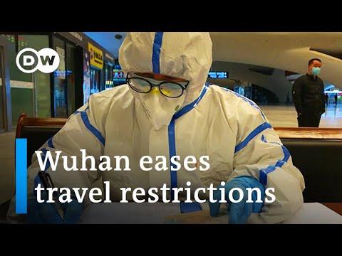 Coronavirus: Wuhan China opens up, South Korea shuts again down   DW Information