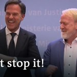 Dutch Prime Minister Rutte forgets his personal Coronavirus recommendation   DW Information