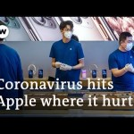 Apple warns that coronavirus is hurting income | DW Enterprise