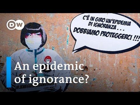 Coronavirus unleashes anti-Asian racism around the globe | DW Information