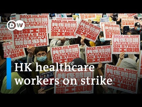 Coronavirus: Will Hong Kong shut its border with China? | DW Information