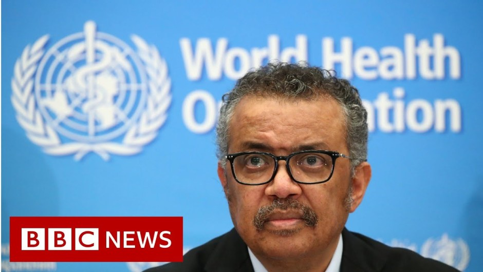 Coronavirus: Nations heading in improper route with Covid-19, says WHO – BBC Information
