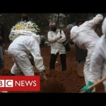 Brazil struggles with coronavirus disaster as President exams optimistic for illness – BBC Information