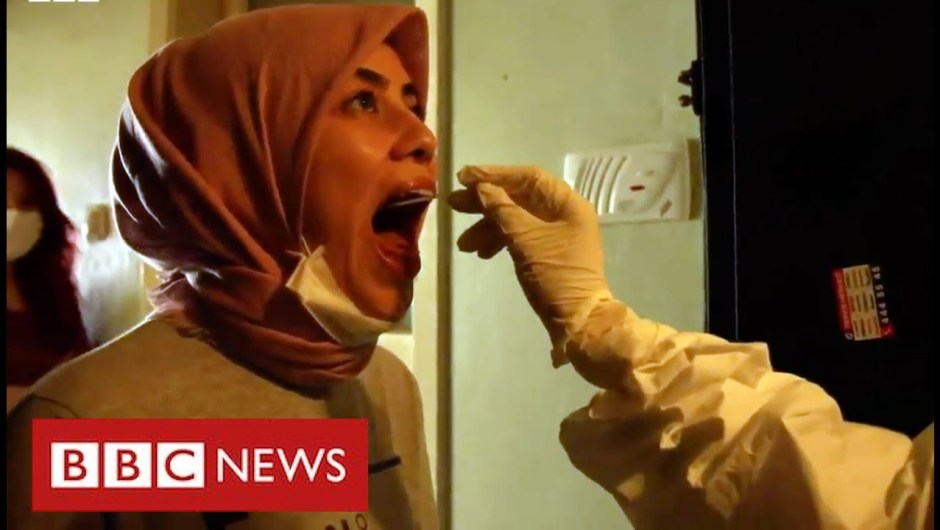 Turkey turning coronavirus tide with enormous contact tracing effort – BBC Information