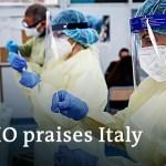 Coronavirus replace: Newest developments within the coronavirus pandemic | DW Information