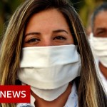Coronavirus: Cuban docs go to South Africa – BBC Information