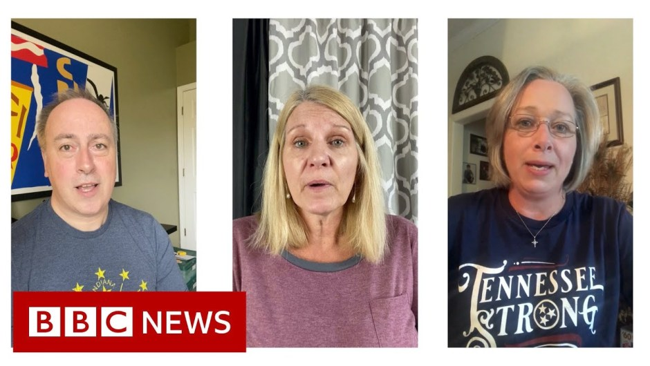 Coronavirus: What Trump voters consider his dealing with of disaster – BBC Information
