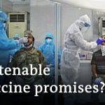 Covid-19 vaccine growth sparks political controversy in India | Coronavirus replace