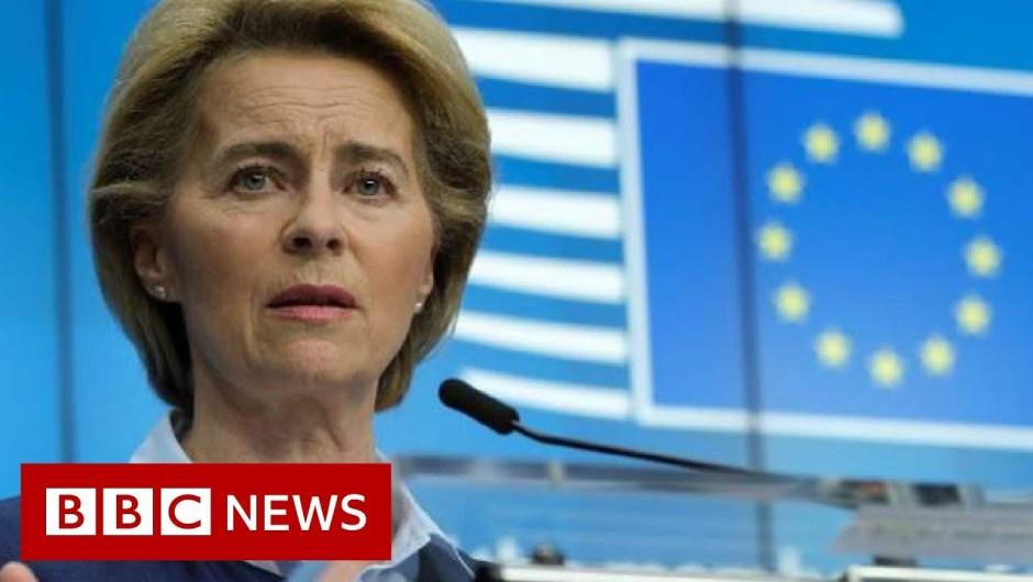 Coronavirus: EU leaders agree enormous rescue bundle  – BBC Information