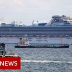 Coronavirus: Ten passengers on cruise ship take a look at constructive for virus  – BBC Information