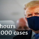 Coronavirus USA: Donald Trump wears masks in public | DW Information