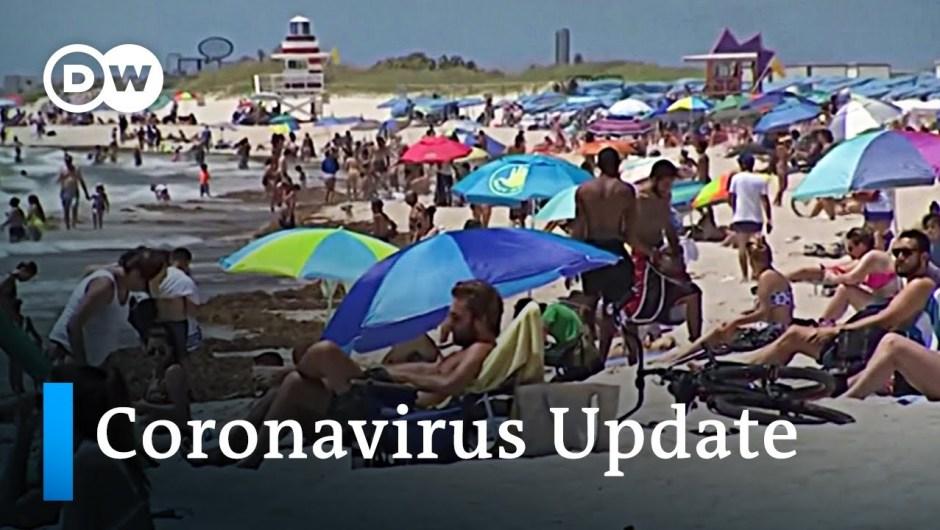 Coronavirus replace – Newest developments around the globe | DW Information