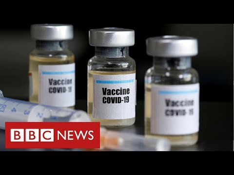 Hopes of coronavirus vaccine breakthrough – BBC Information