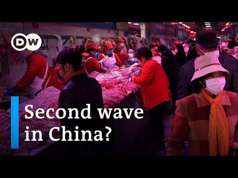 Dozens of recent coronavirus circumstances tracked to Beijing meals market   DW Information
