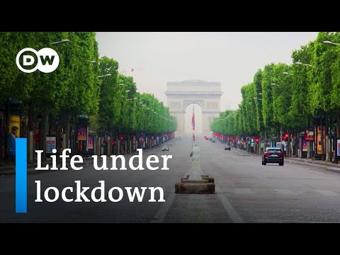 Lockdown diary: How the coronavirus modified on a regular basis life in France   Give attention to Europe