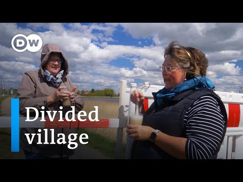 Coronavirus splits village on border between Germany and Denmark   Deal with Europe