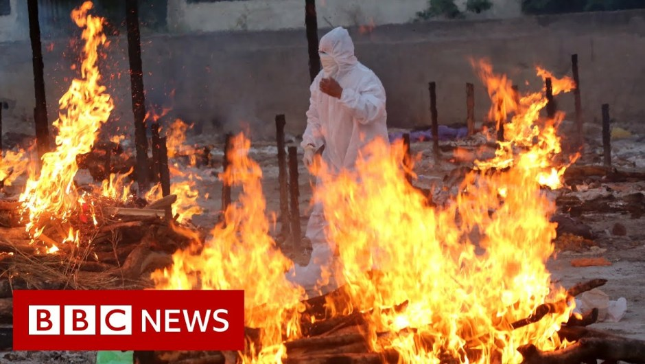 Covid spreading sooner in India than anyplace else – BBC Information