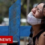 Brazil has greater than 4,000 Covid deaths in 24 hours for first time – BBC Information