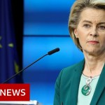 EU stops wanting coronavirus vaccine export ban – BBC Information