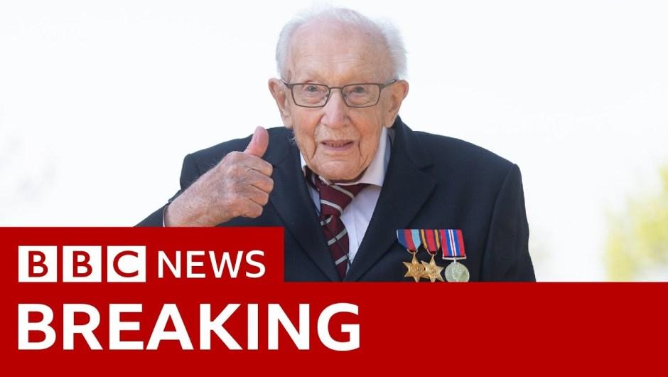 Captain Sir Tom Moore dies with coronavirus – BBC Information