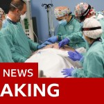 Coronavirus: UK deaths cross 100,000 – BBC Information