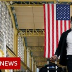 Coronavirus: US economic system shrinks at quickest price since 2008 – BBC Information