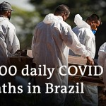 Brazil data worst day by day demise toll from COVID-19 | DW Information