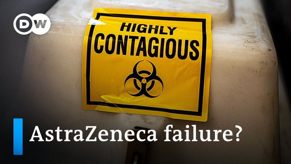 South Africa suspends rollout of Oxford-AstraZeneca coronavirus vaccine   DW Information