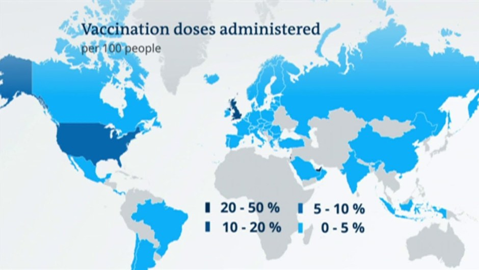 Actuality verify for coronavirus vaccination methods | DW Information