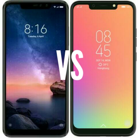 Tecno Camon 11 Pro Vs Xiaomi Redmi Note 6 Pro: Which One Is