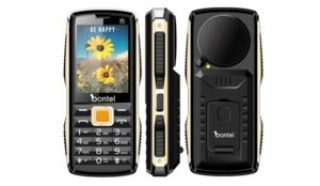 Bontel TV King basic feature phone with power bank battery