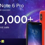 Redmi Note 6 Pro: 600,000 Units Sold Within 24 Hours Of First Sale