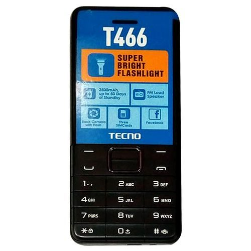 Tecno T466 feature phone
