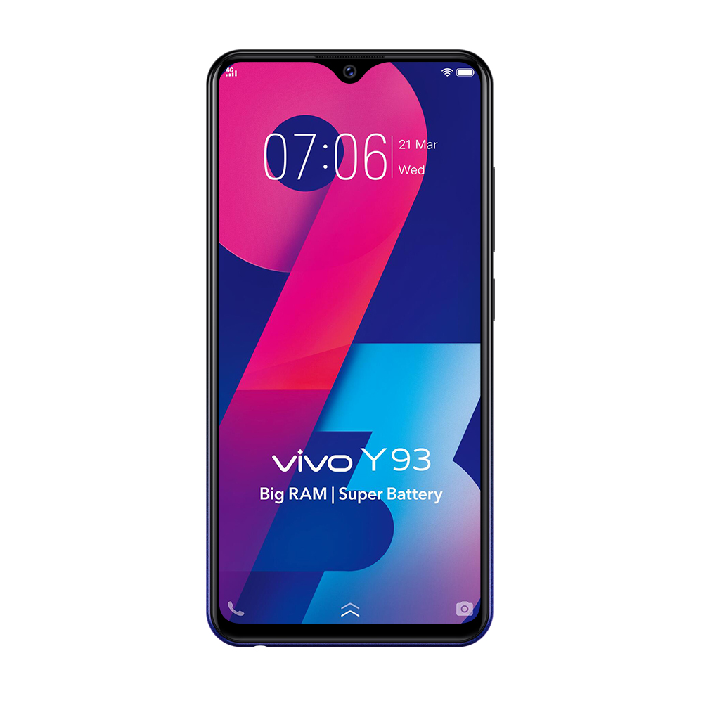 Vivo Y93 Smartphone Reviews: Comes With 4GB RAM, 4,030Mah Battery