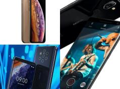 Smartphones with wireless charging technology