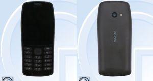 Nokia TA-1139 feature phone