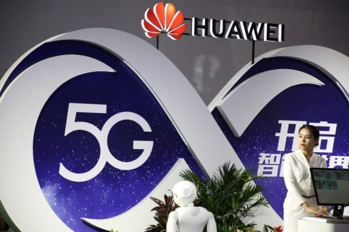 Huawei 5G Televisions