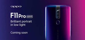 Oppo F11 Pro with 128GB storage launched in India Oppo F11, Oppo F11 Pro