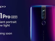 Oppo F11 Pro latest Android smartphone