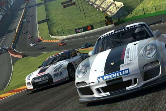 Real Racing for Android smartphones