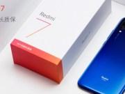 Redmi 7 Android smartphone