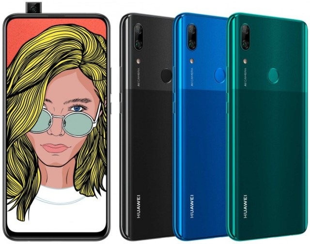 Huawei P Smart Z Price, Pop up Camera, and specs